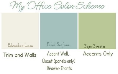 Office paint colors