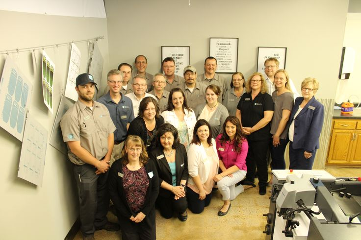 Meet our team! We're here to help in every way we can and we couldn't do what we do without this great team!