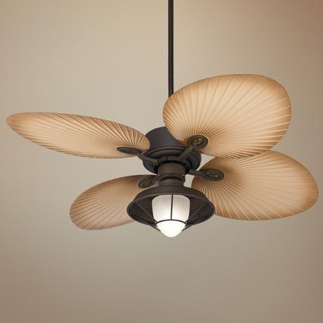 55 best ceiling fans images on pinterest ceiling fan ceiling fans 52 casa vieja aerostat wide palm bronze outdoor ceiling fan aloadofball Choice Image