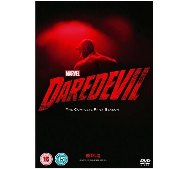 Daredevil Season 1-UK Region