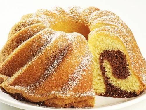 Νηστίσιμο κέικ χωρίς μίξερ