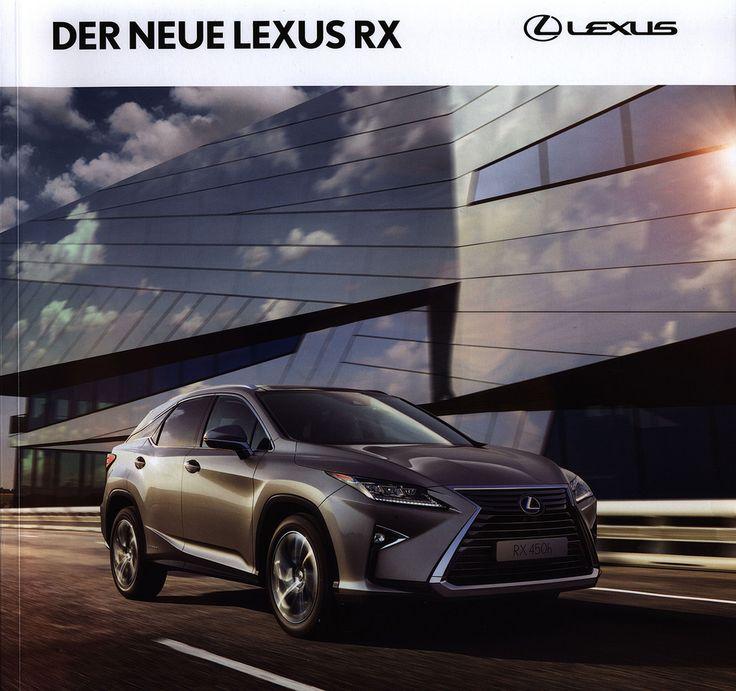 https://flic.kr/p/QhhfY1 | Lexus RX, Der neue; 2015_1