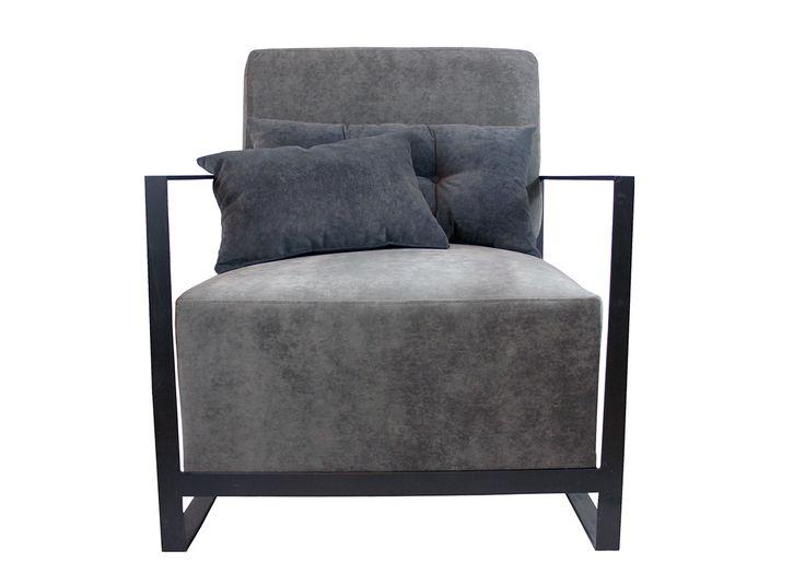 Armchair Industrial/ Fotel ONE XL