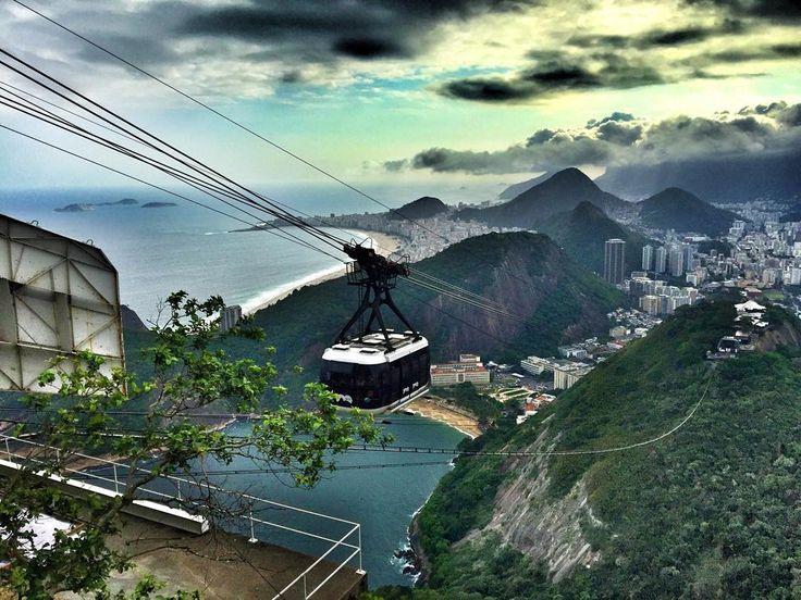 """Aún alucino con los paisajes de #RioDeJaneiro #Recuerdos #Memories #Brasil #Lunes #Monday #Noviembre #November # # # #PicOfTheDay #Paisaje #Landscape…"""