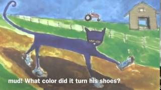pete the cat - YouTube