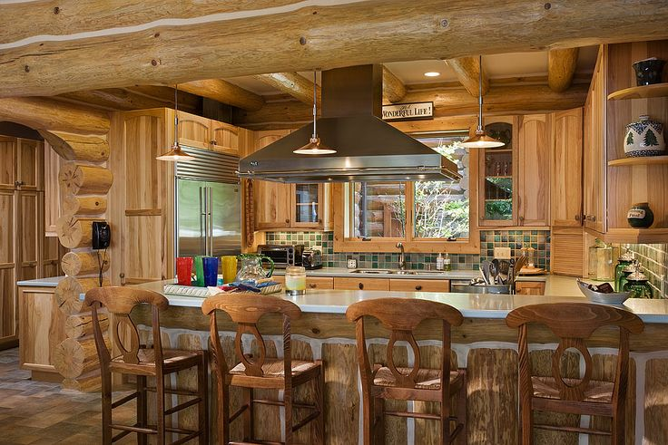 log home kitchen cabinets 33 best images about log home kitchens on 22796