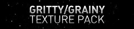 Free Gritty/Grainy Texture Pack for Adobe Photoshop...