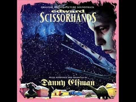 Edward Scissorhands OST Ballet De Suburbia (Suite) - YouTube