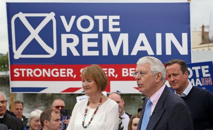 #Bookmakers bet on #Britain #staying...
