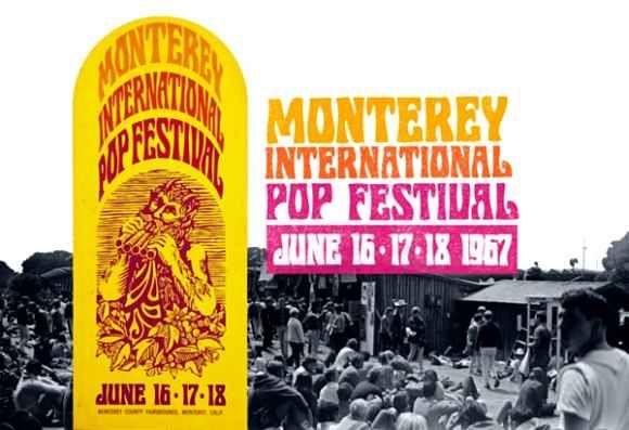Monterey Pop Festival: Το πρώτο μεγάλο υπαίθριο ροκ φεστιβάλ