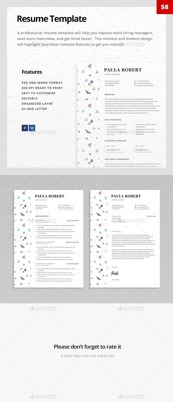 139 Best Best Resume Templates Microsoft Word Images On Pinterest