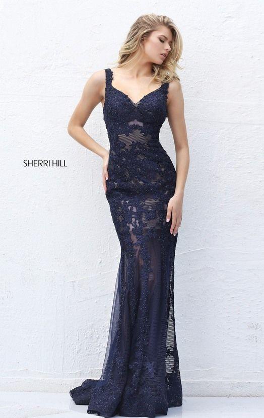 273 best sherri hill ❤ images on Pinterest | Formal dresses, Formal ...