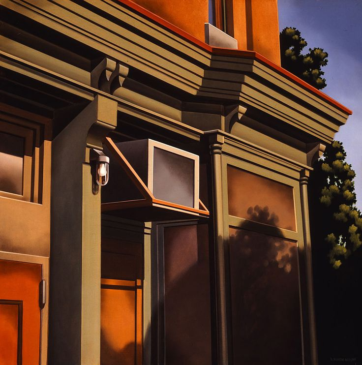 Kenton Nelson, Filtered Air and Light