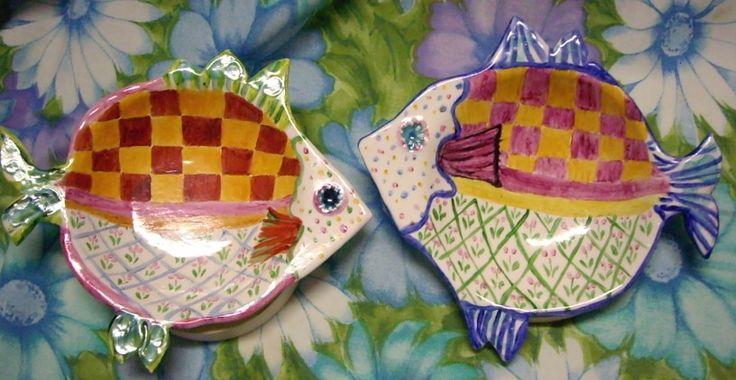 Fish bowls. Jillian Varga