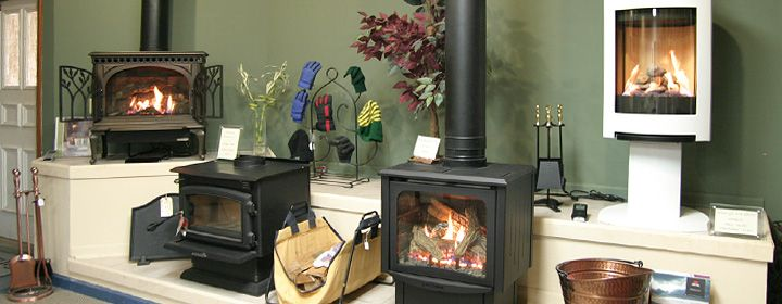 Oconomowoc WI – Fireplace Showroom – Stoves – Residential Solar