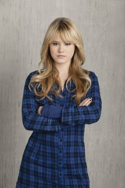 Taylor Spreitler is my ideal actress to play Lauren Nally More in my series B.R.A.V.E