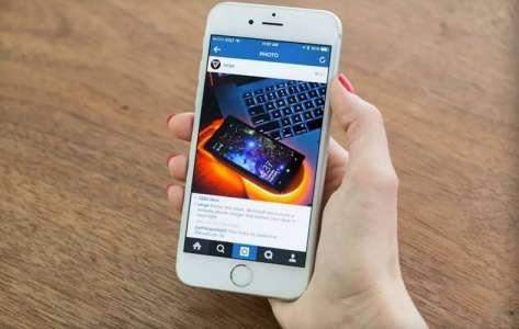 Instagram - aplicatia a fost actualizata astazi