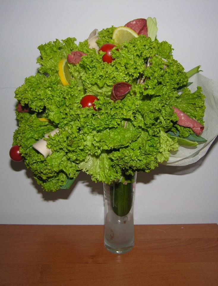 Vegetable bouquet by Anima-design  #bouquet
