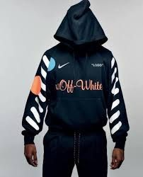 fa811c2a7f91 Image result for Nikelab x OFF-WHITE Mercurial NRG X Hoodie ...