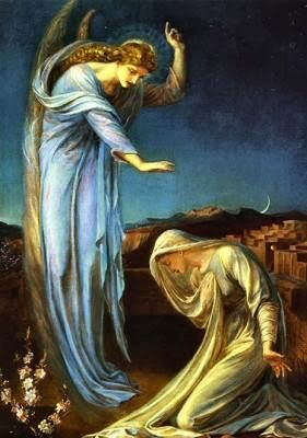 """The Glorious Interruption: The Annunciation """"My Soul magnifies the Lord and My Spirit rejoices in God My Savior"""""""
