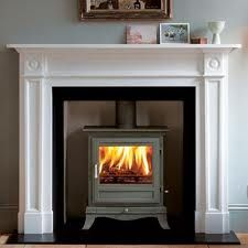 wood burning stoves fireplaces - Google Search