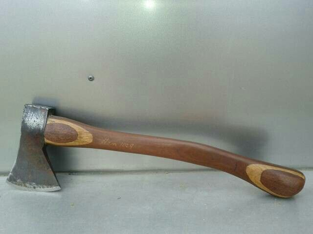 Nice hatchet handle