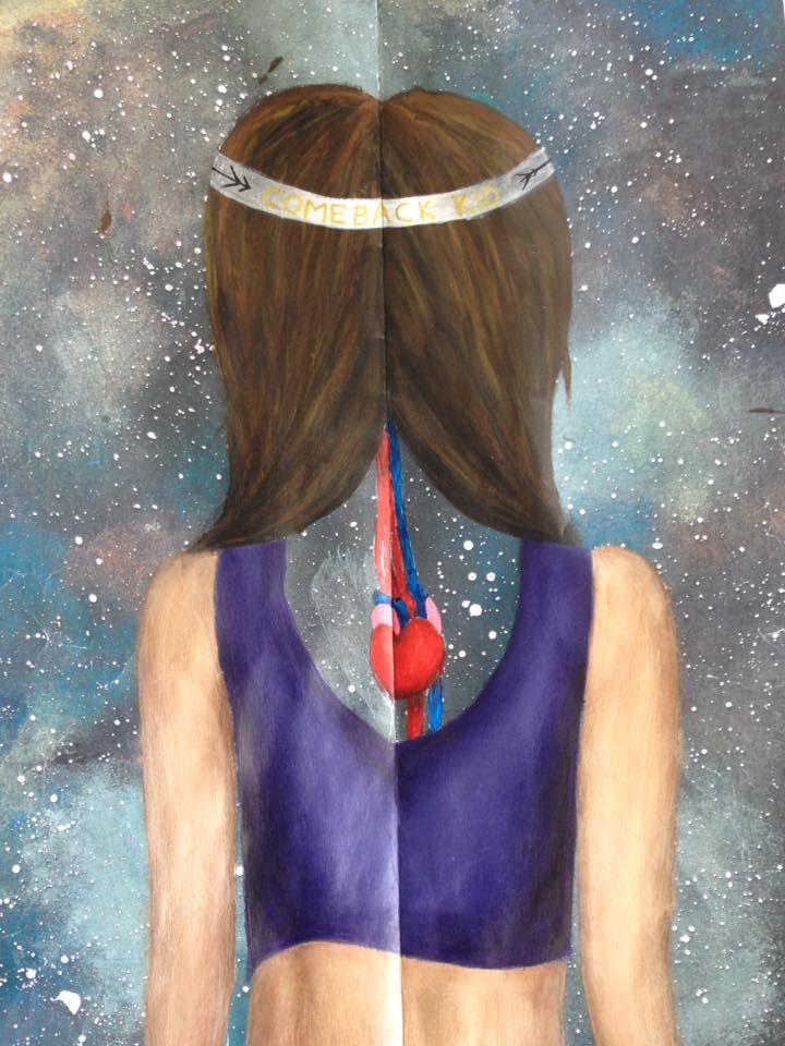 Kelly Mui Year 10 Painting