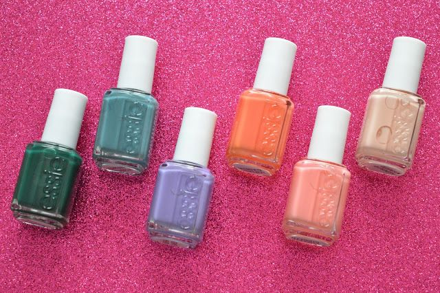 Stars and stellars           : Essie Spring 2016 & Resort 2016!!
