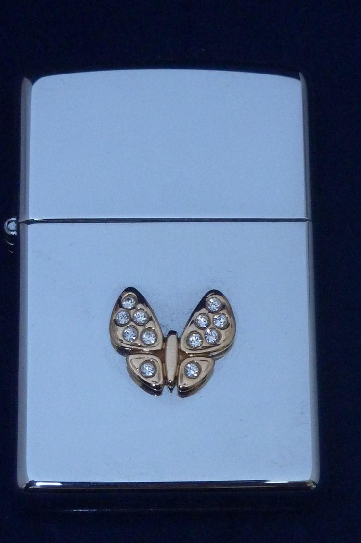 Aansteker Zippo Butterfly