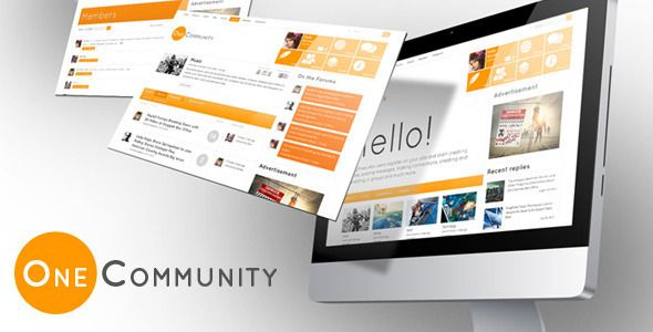 OneCommunity - BuddyPress Theme - ThemeForest Item for Sale