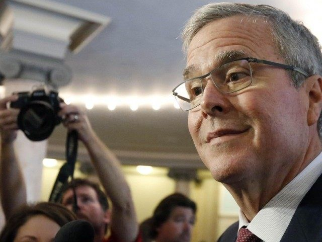 Jeb Bush Sides With Jorge Ramos Over Donald Trump: Deserved 'A Little More Respect', wtyrwty