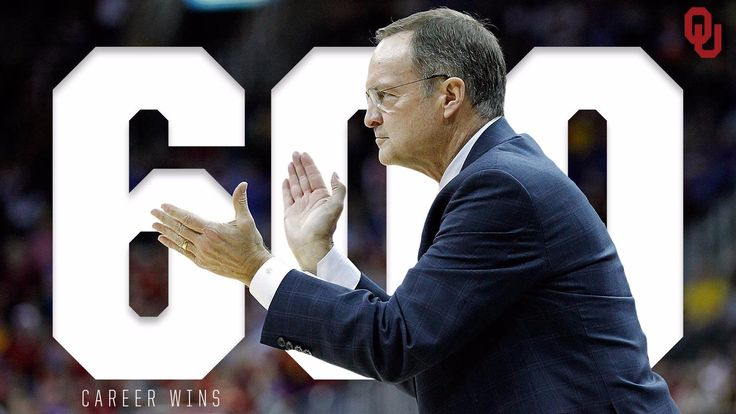 600: Lon Kruger Reaches Another Milestone - The Official Site of Oklahoma Sooner Sports