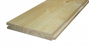 Podlahové palubky 19x146x4200 - severský smrk kvalita A/B, 266 Kc