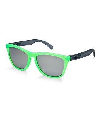Oakley Sunglasses, FROGSKIN - Sunglasses - Men - Macys