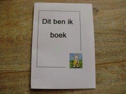 dit ben ik boek
