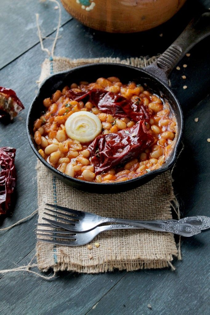 Best Recipes from The Balkans Countries ... MACEDONIA: Baked beans (Tavce Gravce) Recipe