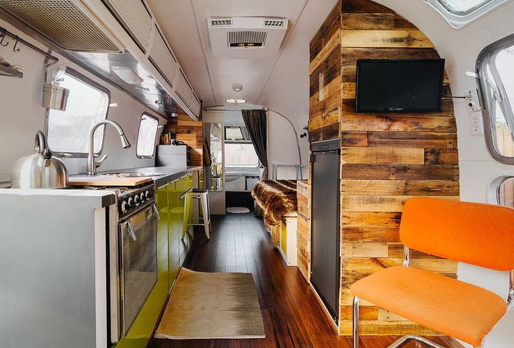 Coolest Airstream Trailers In The World - Supercompressor.com