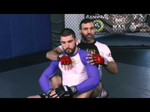MMA 101 RNC with Elvis Sinosic