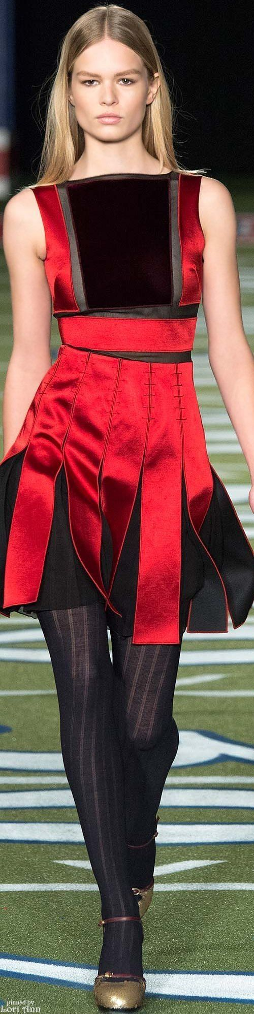 Tommy Hilfiger Fall 2015 RTW by AislingH