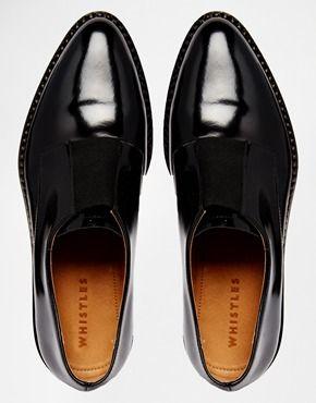 Enlarge Whistles Deris Slip on Flatform Shoes