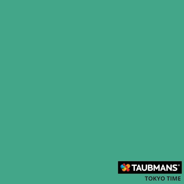 Taubmans colour Tokyo Time T12 50.G3