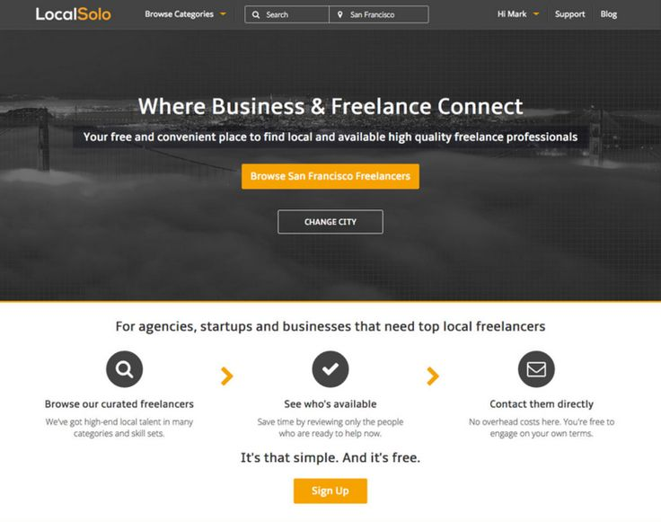 Find Top Local Freelancers