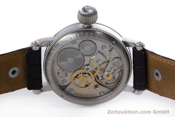 gebrauchte Luxusuhr Chronoswiss Timemaster Stahl Handaufzug Kal. 672 Ref. CH2633 | 153132 09