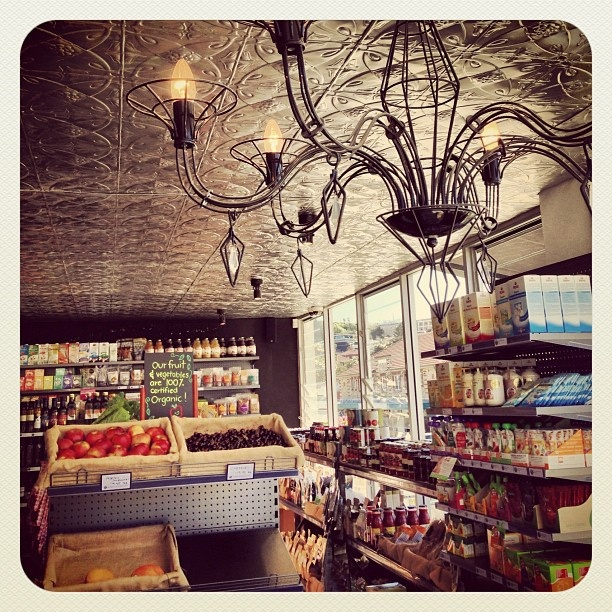 The new Bondi Wholefoods store & cafe
