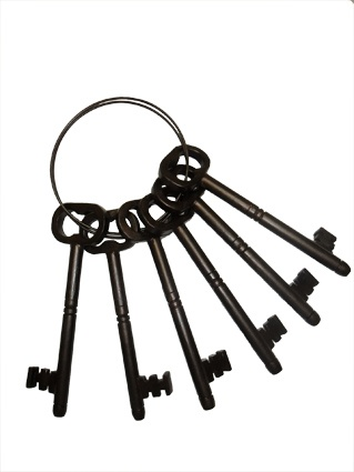 small keys GalliScenografie SellSet
