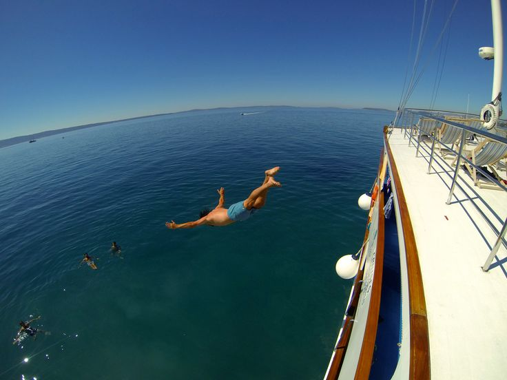 Croatia Sail - Easily the best thing