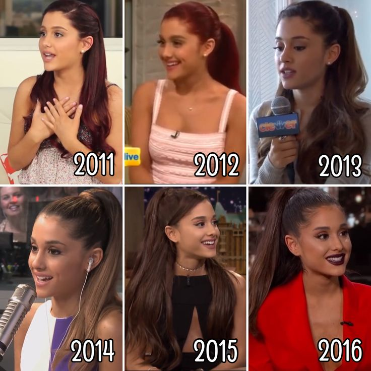 ARIANA GRANDE interviews since 2011, sadly she hasn't done any in 2017 as she busy on the #DWTour. // @sabaribello