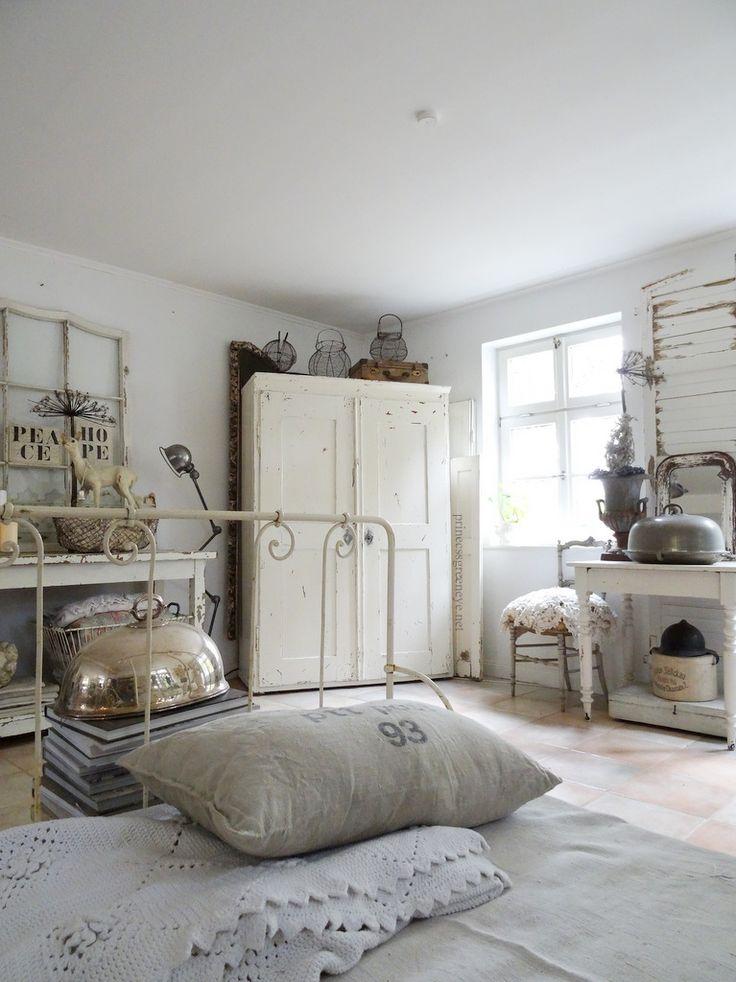 501 besten french shabby interieur bilder auf pinterest. Black Bedroom Furniture Sets. Home Design Ideas