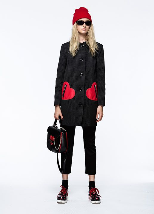 Love Moschino Spring/Summer 2016 pre-collection - See more on www.moschino.com