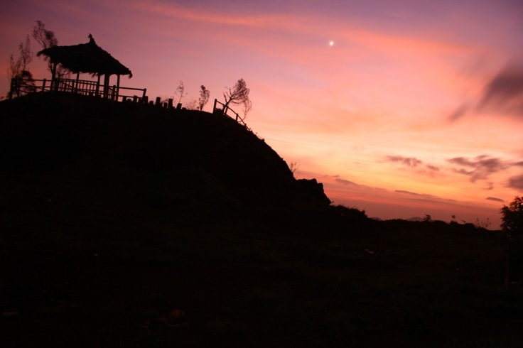 "Dieng Plateau ""the highest village in Java"""